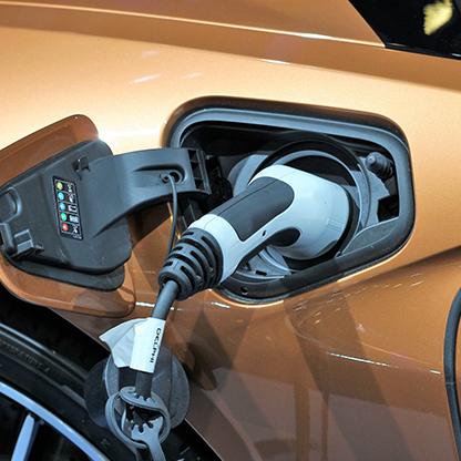 borne de chargement pour voiture électrique