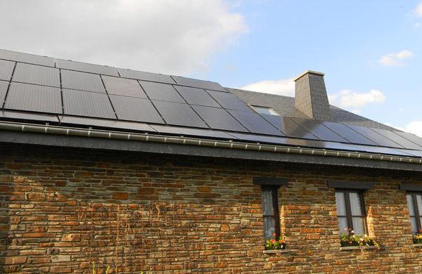 Monceau en Ardennes photovoltaique