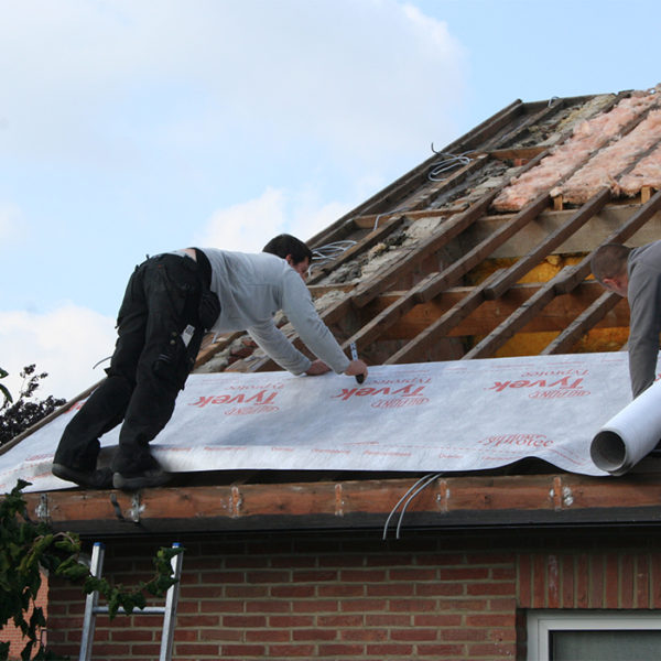 isolation du toit Heylen Charleroi