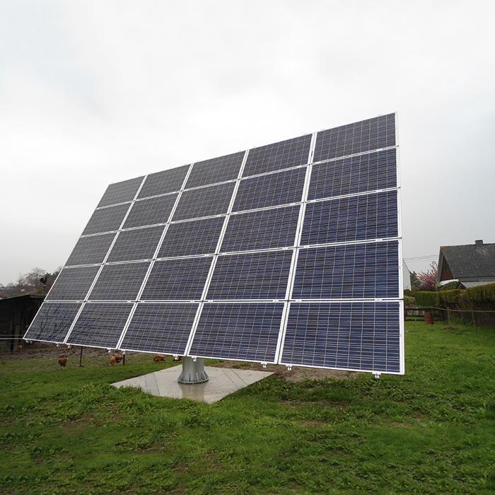 traceur photovoltaïque