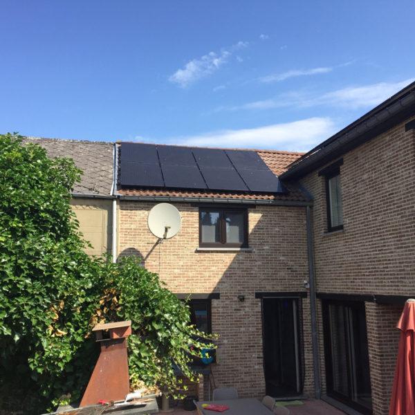 toiture photovoltaïque Heylen namur
