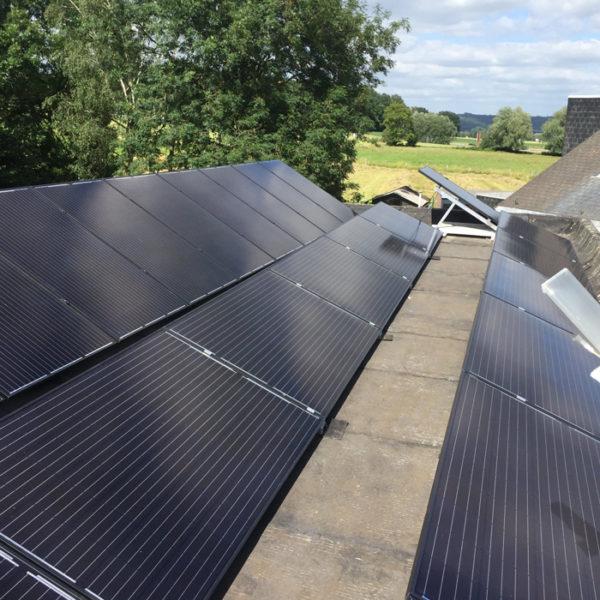 panneaux solaires Heylen