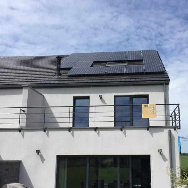 services photovoltaïque Heylen