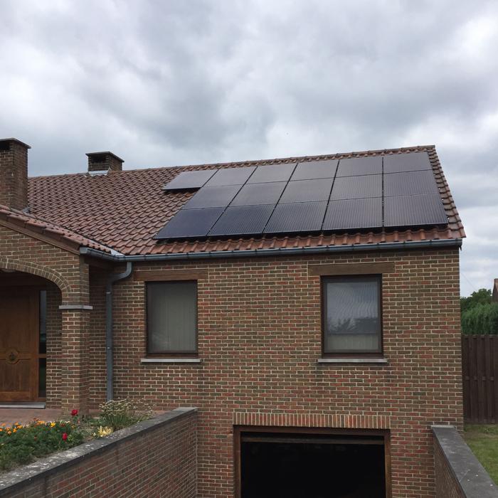 heylen panneaux photovoltaïques Gembloux